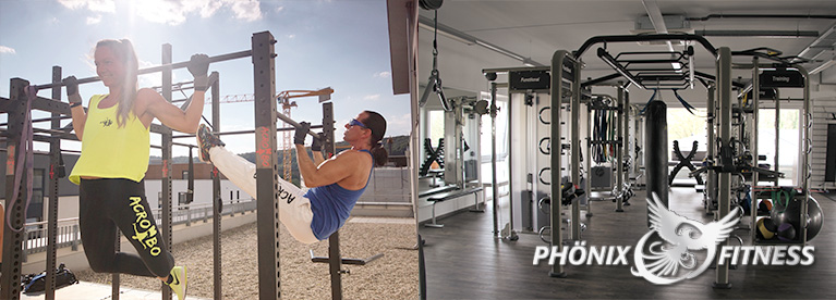 Functional Training im Phönix Fitness Herdecke