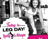 Legs & Bootie Workout by Doro Müller